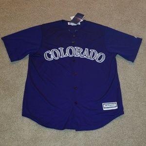 Colorado Rockies (Gonzalez) Jersey